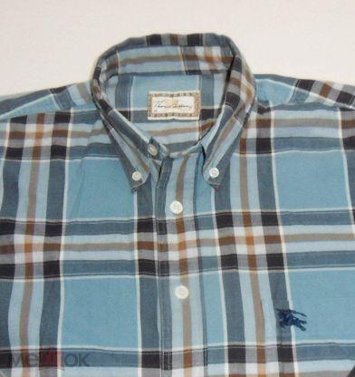 8e65c2f2849a рубашка BURBERRY как новая М