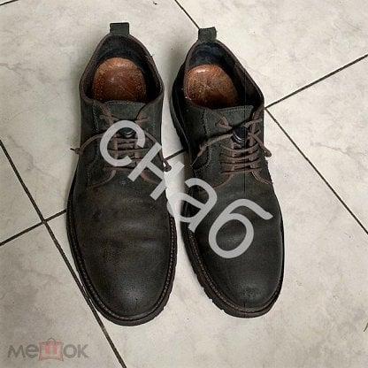bfb7c96a Ботинки натуральная кожа Tomson оригинал Италия 43-44 . Состояние очень  хорошее. 3000.00 р.