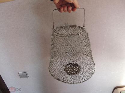 Садок для рыбы , Сетка для рыбы , СССР