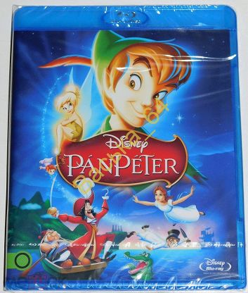 Питер Пэн / Peter Pan (Blu-ray)(Disney, лицензия, запечатан)