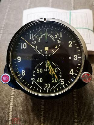 Авиационные и технические часы