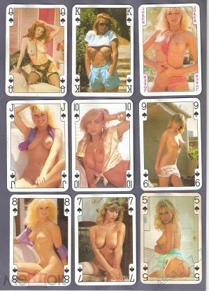 Карты игральные Эротика 51 лист #24-6