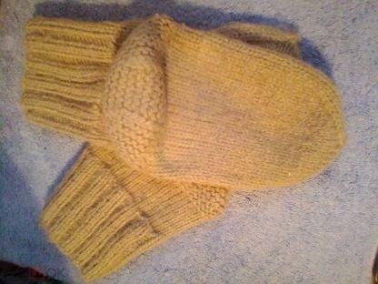 Носки шерстяные ручной вязки, толстые и теплые - Мешок - интернет-аукцион