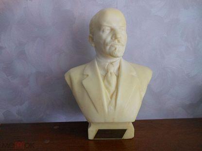 Бюст В. И. Ленин