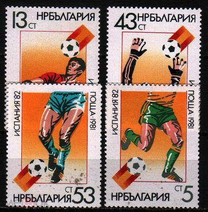 Испания- 82 чемпионат мира по футболу