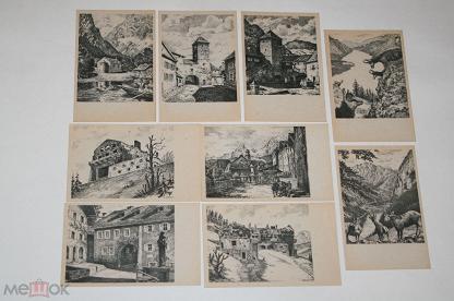 Стихах картинками, коллекция открыток иванова