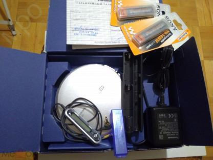 Panasonic SL- CT 820EE-S JAPAN с Оптическим Лин. выходом (торги завершены #147342941)