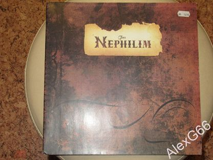 Fields of The Nephilim 3 альбома (4 LP) пр-ва Germany, UK(не новодел)