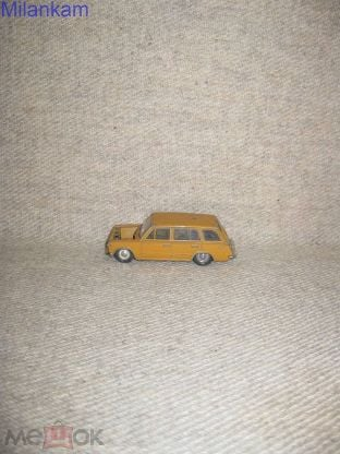 Модель автомобиля СССР ВАЗ 2105 масштаб 1:43 дно металл в ремонт/донор