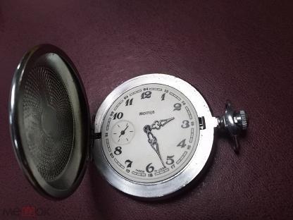 Часы Молния, СССР, глухарь, не на ходу.