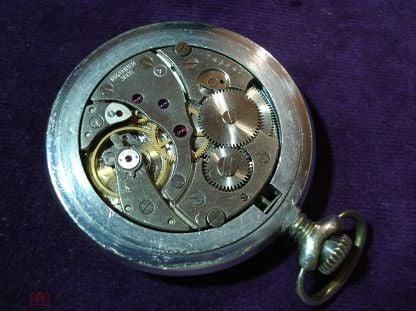 Карманные часы Молния механика 3602 для слабовидящих ( слепых ). Сделано в СССР. На ходу.