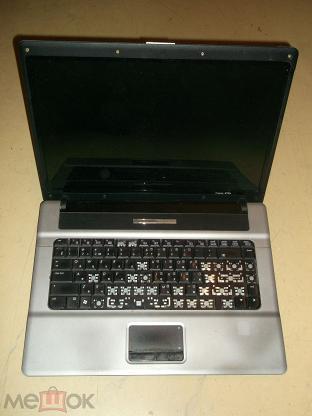 Ноутбук HP Compaq 6720s в ремонт/на запчасти. Мешок - интернет-аукцион