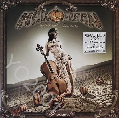 Helloween – Unarmed - Best Of 25th Anniversary 2LP Clear Vinyl запечатан В НАЛИЧИИ. Мешок - интернет-аукцион