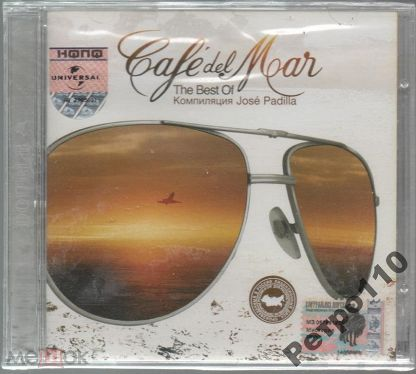 Cafe Del Mar Best Of 2CD 2004 (лицензия Universal)