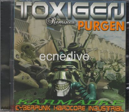 Toxigen в сборниках 2004