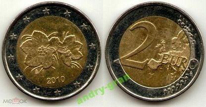 2 euro 2000 года цена 2 злотых 1985 года цена