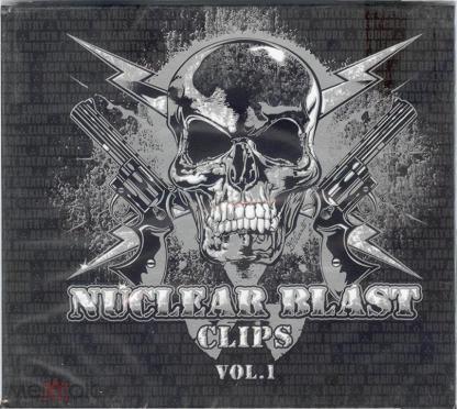 DVD NUCLEAR BLAST CLIPS VOL1 Digi Boock