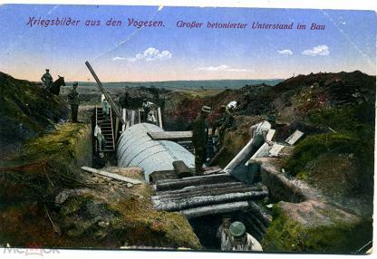 Немецкая открытка к новому году