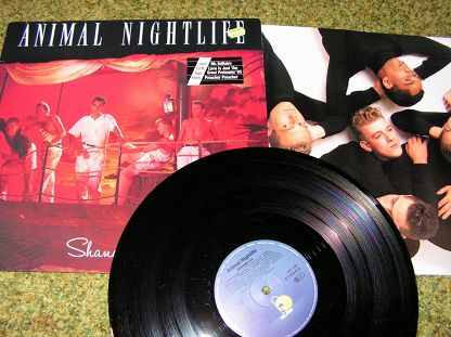 ANIMAL NIGHTLIFE ( Shangri-la ) 1985 ORIG GEMA  NM-/NM