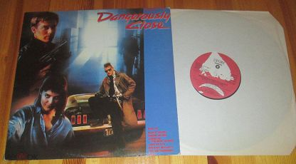 ♫ Dangerously Close (Soundtrack) ☀ Rock, Reggae Various ► LP ©℗ 1986 Spain (NM) РЕДКИЙ 16/6
