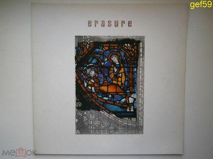 LP ERASURE - THE INNOCENTS (GERMANY NEARMINT-)