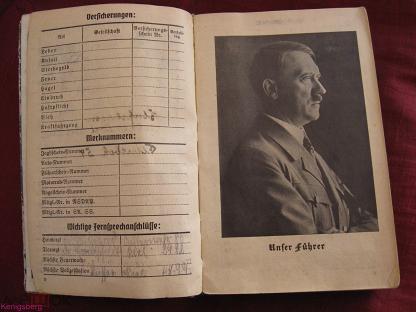 Рейх 1940 год оригинал