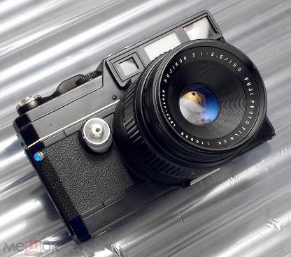 Дальномерка Fujica GM670 6х7 со сменной оптикой