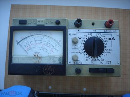 Прибор комбинированный ц4342-м1.