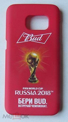 чехол SAMSUNG 7 Самсунг чемпионат мира по футболу 2018 от BUD