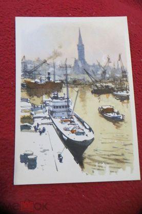 Чесноков открытки