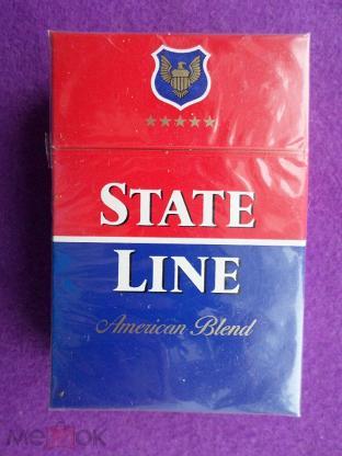 Сигареты state line купить в чапман сигареты купить с доставкой