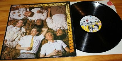 ♫ HAIRCUT ONE HUNDRED ☀ Pelican West (New Wave, Jazz-Funk) ◙ LP ©℗ 1982 Germany (EX+) 9/7
