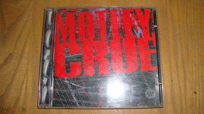 CD Mötley Crüe