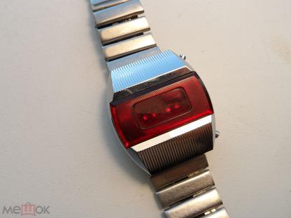 В начале х годов была выпущена последняя принципиально новая разработка—часы