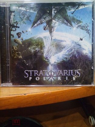 STRATOVARIUS - POLARIS  2009 CD.(Лиц)