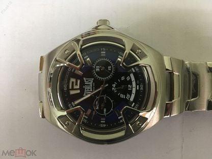 Everlast США часы мужские кварцевые наручные США японский механизм