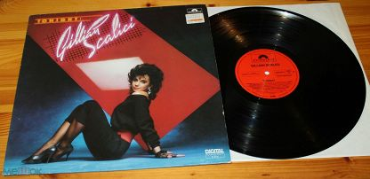 ♫ GILLIAN SCALICI ☀ Tonight (Europop) ► LP ©℗ 1985 Germany (NM) 12/1